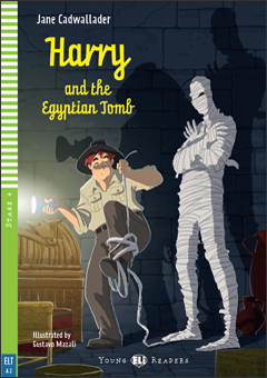 Harry and the Egyptian Tomb