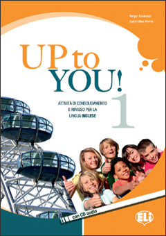 Up to you!