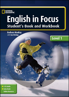 English in Focus 1-2-3