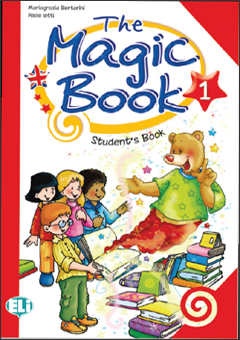 The Magic Book 1-2-3-4-5