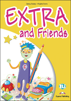 Extra and Friends 1-2-3-4-5