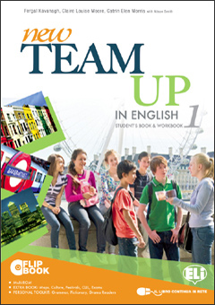 New Team Up in English 1-2-3