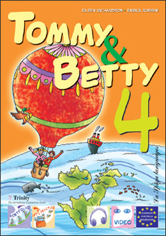 Tommy & Betty 4-5