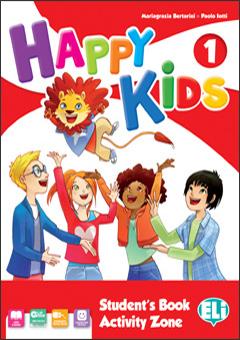 Dettaglio del corso Happy Kids 1 2 3 4 5, sottotitolo: Corso
