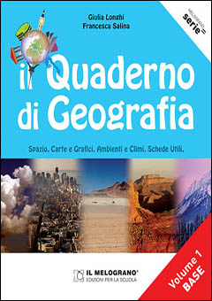 Il Quaderno di Geografia Base - Volume 1
