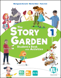 The Story Garden 1-2-3-4-5